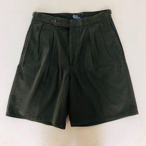 Polo by Ralph Lauren Forest Green Cargo Pants 32